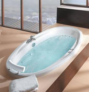 Нагреватель и акриловая ванная - две составляющие единого целого
