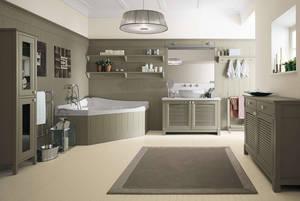 Стили интерьера ванной комнаты зависят от ее размеров