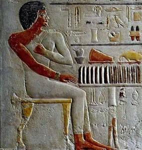Пуфик: от Древнего Египта до наших дней