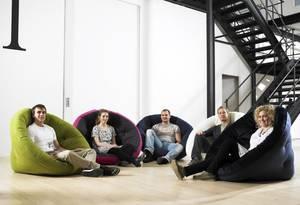Кресло кровать своими руками: нестандартный вариант