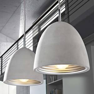Как сделать лампу из бетона